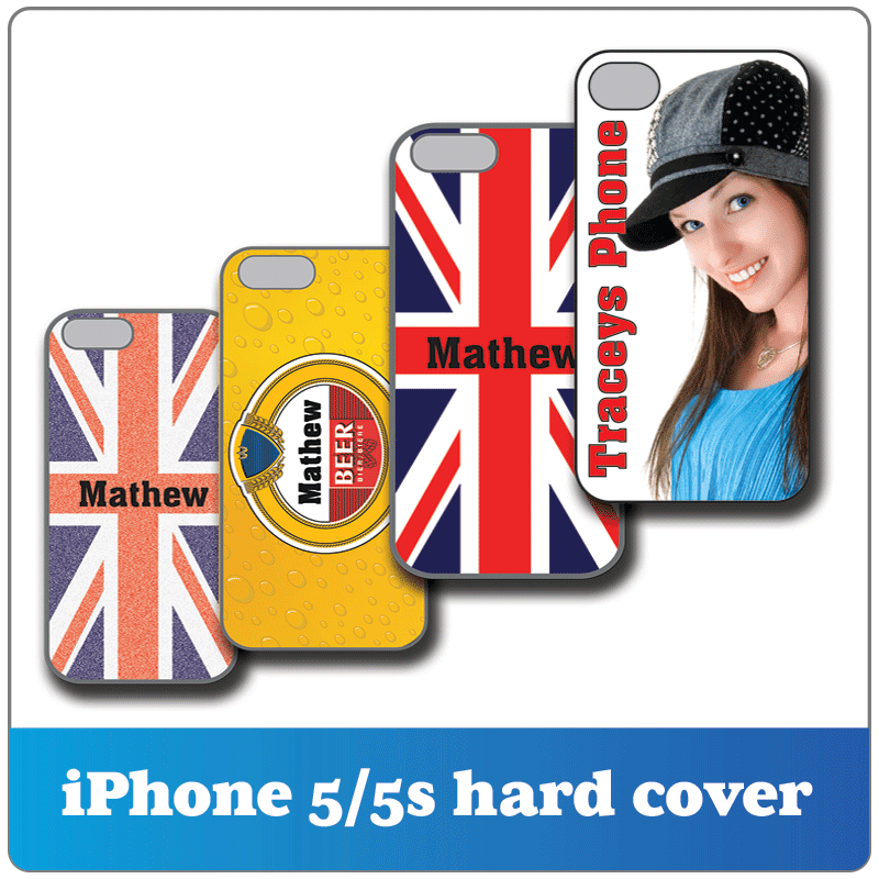 Personalised iphone 5 cases