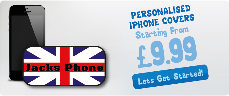 Personalised phone cases and covers